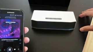 Best mini SOUNDBOX for 30$ Bluedio BS-2 + sound TEST