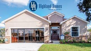 getlinkyoutube.com-Shelby home plan by Highland Homes - Florida New Homes for Sale