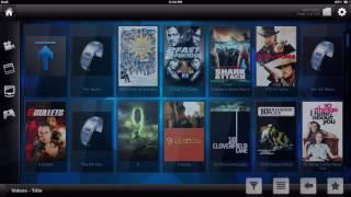 Kodi G-Drive Add-on Tutorial Saving STRM to Library