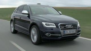 Video: Rijtest Audi QS5 van Autoweek