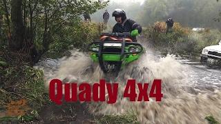 getlinkyoutube.com-Quady atv na rajdzie daleko od szosy 4x4 off road