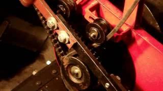 getlinkyoutube.com-2014 Boaz mini combine assembly