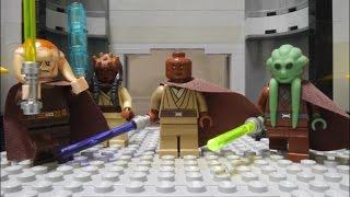 getlinkyoutube.com-レゴ スターウォーズ エピソード3 メイスウィンドゥ対ダースシディアス