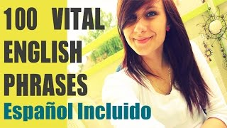 getlinkyoutube.com-100 Basic English Phrases -100 Frases en Ingles Para Hispanohablantes con Pronunciacion