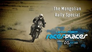 Adventure Motorcycling Documentary - Races To Places The International Rally Of Mongolia