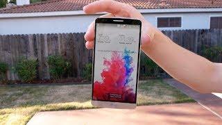 getlinkyoutube.com-LG G3 Durability Drop Test