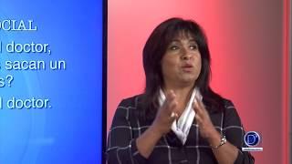 Araceli Gómez responde preguntas de la comunidad en el segmento