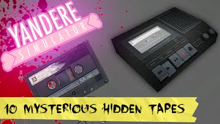getlinkyoutube.com-Mysterious Tapes (Yandere Simulator)