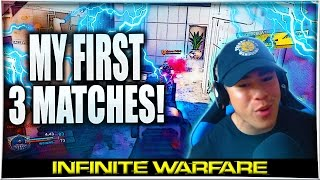 getlinkyoutube.com-My First 3 Games on INFINITE WARFARE Multiplayer Gameplay Reaction! (COD IW Multiplayer Gameplay)