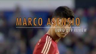 getlinkyoutube.com-MARCO ASENSIO | REAL MADRID | SPAIN | EURO U19 REVIEW | HD