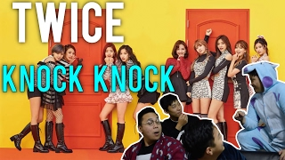getlinkyoutube.com-TWICE | KNOCK KNOCK MV Reaction #weloveyoutwice