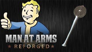 getlinkyoutube.com-Fallout Blacksmith Challenge -  MAN AT ARMS: REFORGED