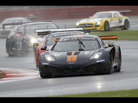 Blancpain Endurance Silverstone, UK 3rd June 2012: Full Weekend Highlights | GT World