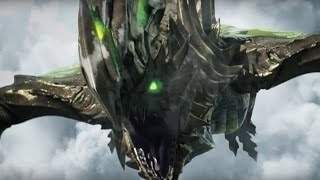 getlinkyoutube.com-Monster Hunter X - Opening Cinematic