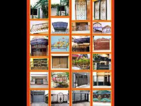 Jual Kanopi Galvalum di Yogyakarta Hub.0813 9261 3403