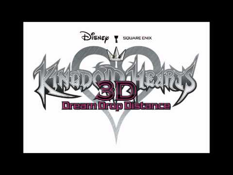 Kingdom Hearts 3D: Dream Drop Distance - Dearly Beloved (Official) HD