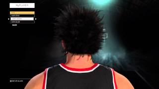 getlinkyoutube.com-Nba2k16 all hairstyles