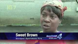 Ain't Nobody Got Time For That - Original Interview - Sweet Brown