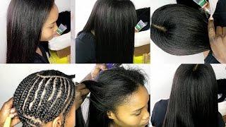 getlinkyoutube.com-YOU WON'T BELIEVE IT'S FAKE HAIR !