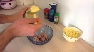 getlinkyoutube.com-Verrines de thon et pommes - Recette verrines apéritives