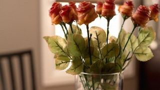 How to Make the Perfect Bacon Rose