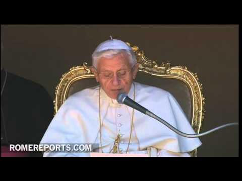 General Audience  The Pope explains St  Alphonsus Liguori and importance of prayer
