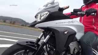"getlinkyoutube.com-Honda VFR800X ""Crossrunner"" Road Test WEB Mr. Bike"