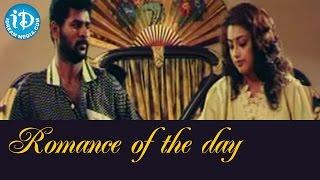 getlinkyoutube.com-Prabhu Deva And Meena Hottest Scene Ever || Roamance Of The Day 93