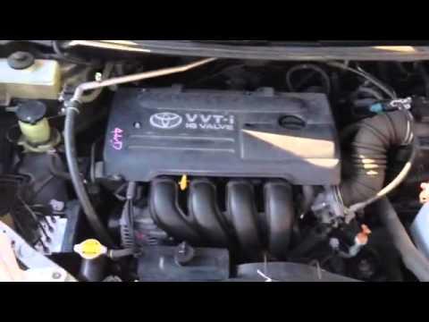 Двигатель на TOYOTA SPASIO