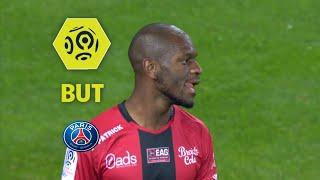 But Jordan IKOKO (52' csc) / EA Guingamp - Paris Saint-Germain (0-3)  / 2017-18