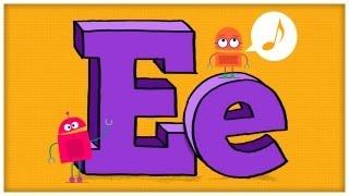 "getlinkyoutube.com-ABC Song: The Letter E, ""Everybody Has An E"" by StoryBots"