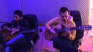 Abdullah Alhameem & Haidar Guitara | 2013 | (عبدالله الهميم و حيدر كيتارا - اذا ناوي تروح (جيتار