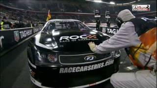 getlinkyoutube.com-Race of Champions 2011 - Michael SCHUMACHER vs Jenson BUTTON