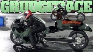 getlinkyoutube.com-MANDINGO Hayabusa vs Gixxer 1000 grudge race MIRock 2013