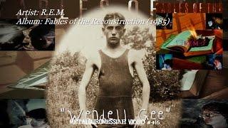 getlinkyoutube.com-Wendell Gee - R.E.M. (1985) 24/192 FLAC  HD 1080p ~MetalGuruMessiah~