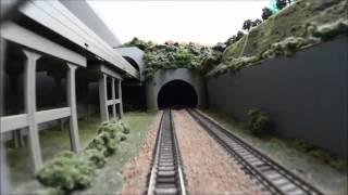 getlinkyoutube.com-『鉄道模型ジオラマ・鈍行』2番線車載カメラ動画