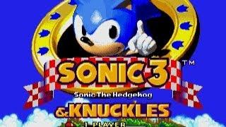 getlinkyoutube.com-Sonic the Hedgehog 3 and Knuckles [Longplay]