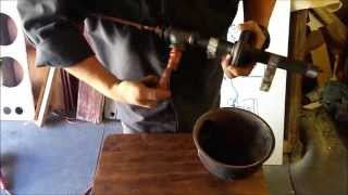 How to make an Easy Waste Oil Heater from a wood stove