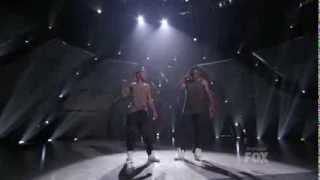 getlinkyoutube.com-Luther Brown - SYTYCD Season 10 Finale (Fik-Shun & Twitch)