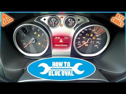 Service Menu fur Ford Focus MK2   C-MAX   Kuga - Bordcomputer Selbstdiagnose Modus   DTC Fehlercodes