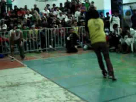 bboy ohon en el beyond the border 2008