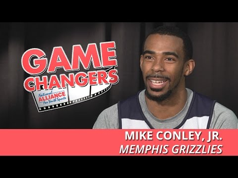 Game Changers: Mike Conley, Jr. (Episode 7) - NAYS web series