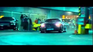 getlinkyoutube.com-Tokyo Drift: Nissan Silvia S15 vs Nissan 350z (Garage Scene)