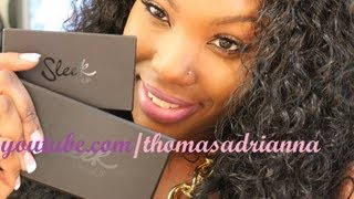 getlinkyoutube.com-Sleek Makeup, Cover FX & Contour Tips for DARK skin