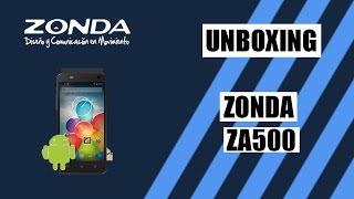 [UNBOXING] ZONDA ZA500|TecnoEscape