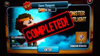 getlinkyoutube.com-Monster Legends, Pixelion spotlight dungeon complete!!!