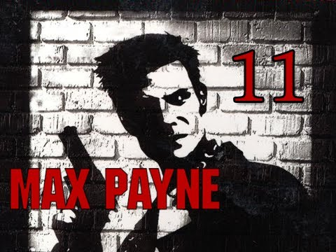 Max Payne Walkthrough - Part 11 Homecoming (Gameplay / Commentary)