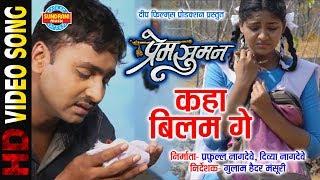 Bans Geet - बांस गीत - कहा बिलम गे | Prem Suman | CG Superhit Movie Song