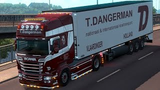 getlinkyoutube.com-Ets2 - Scania RJL Holland Style Combo Pack