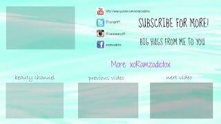 getlinkyoutube.com-How to: EASY Video End Slate Tutorial